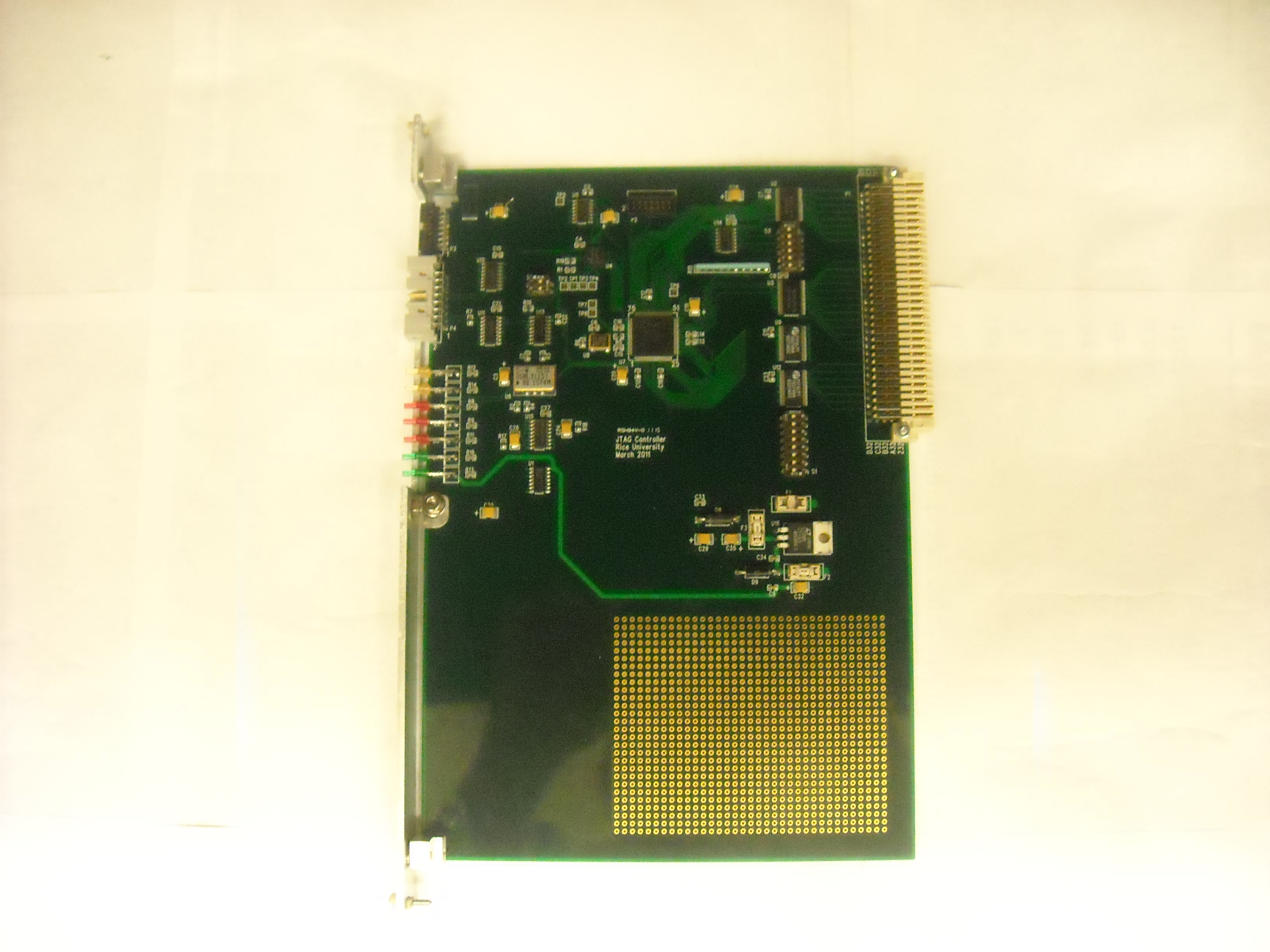 JTAG Evaluation Board